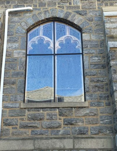 Protective Glazing Stained Glass